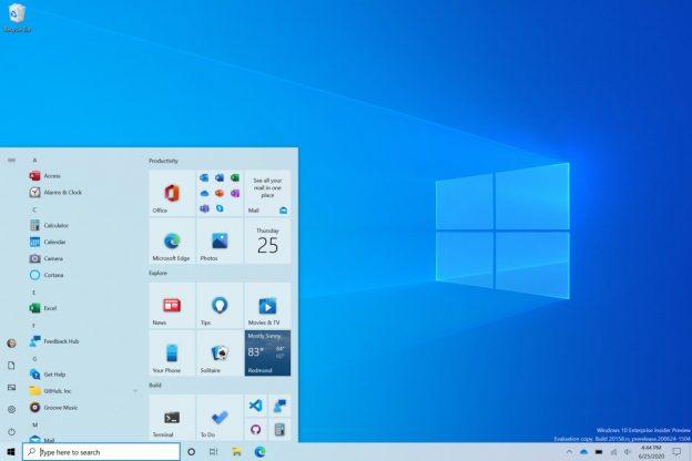 taskbar windows