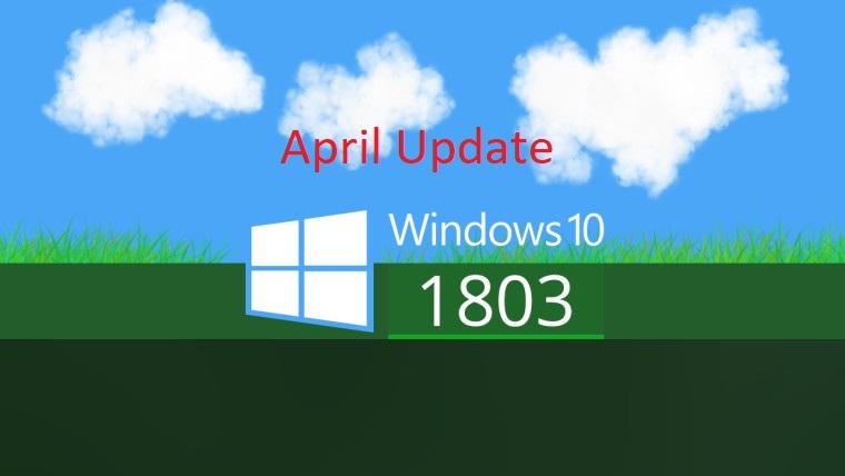 Hidden features of Windows 10 1803 April Update