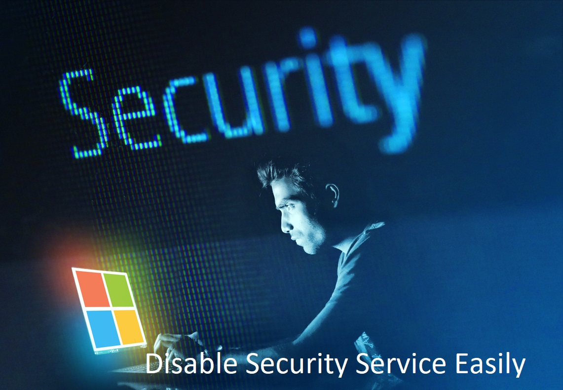Disable Security Services in windows 11 – Easy Methods