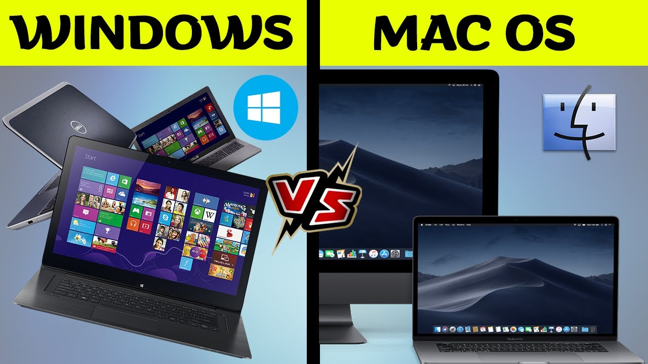 Windows or Mac? Keys to solving – which operating system to choose