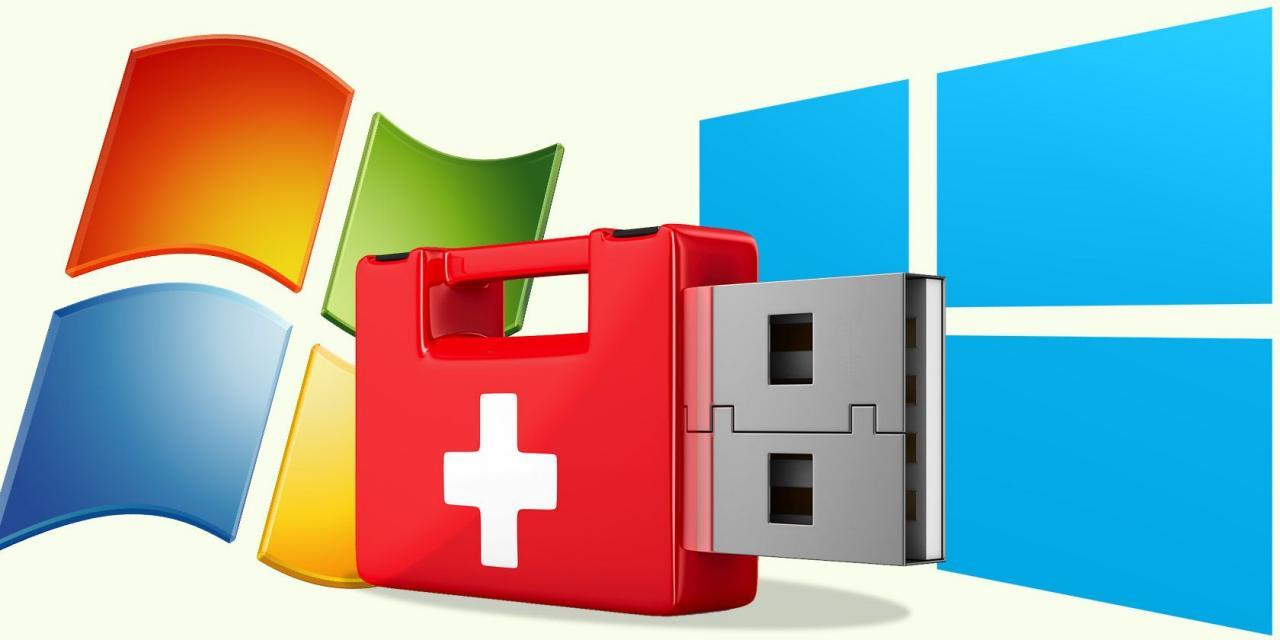 Image result for Five Windows Rescue Disks