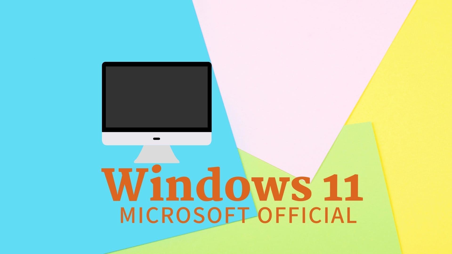 2021 new windows 11