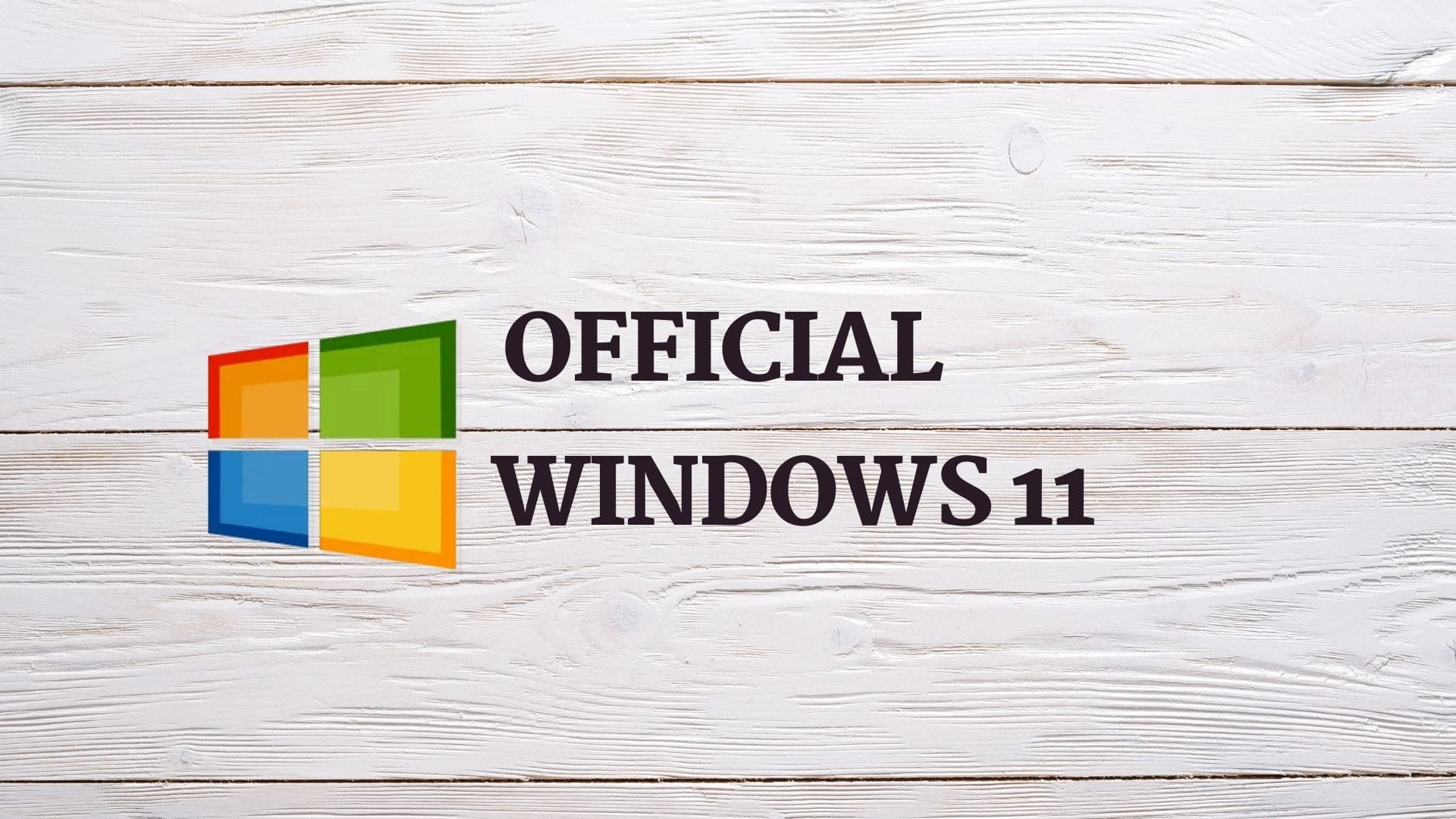 windows 11.1 installation