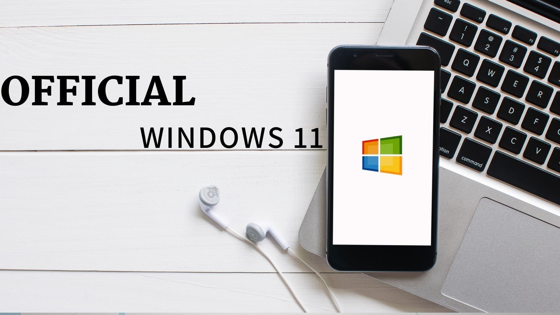 windows 11 release soon