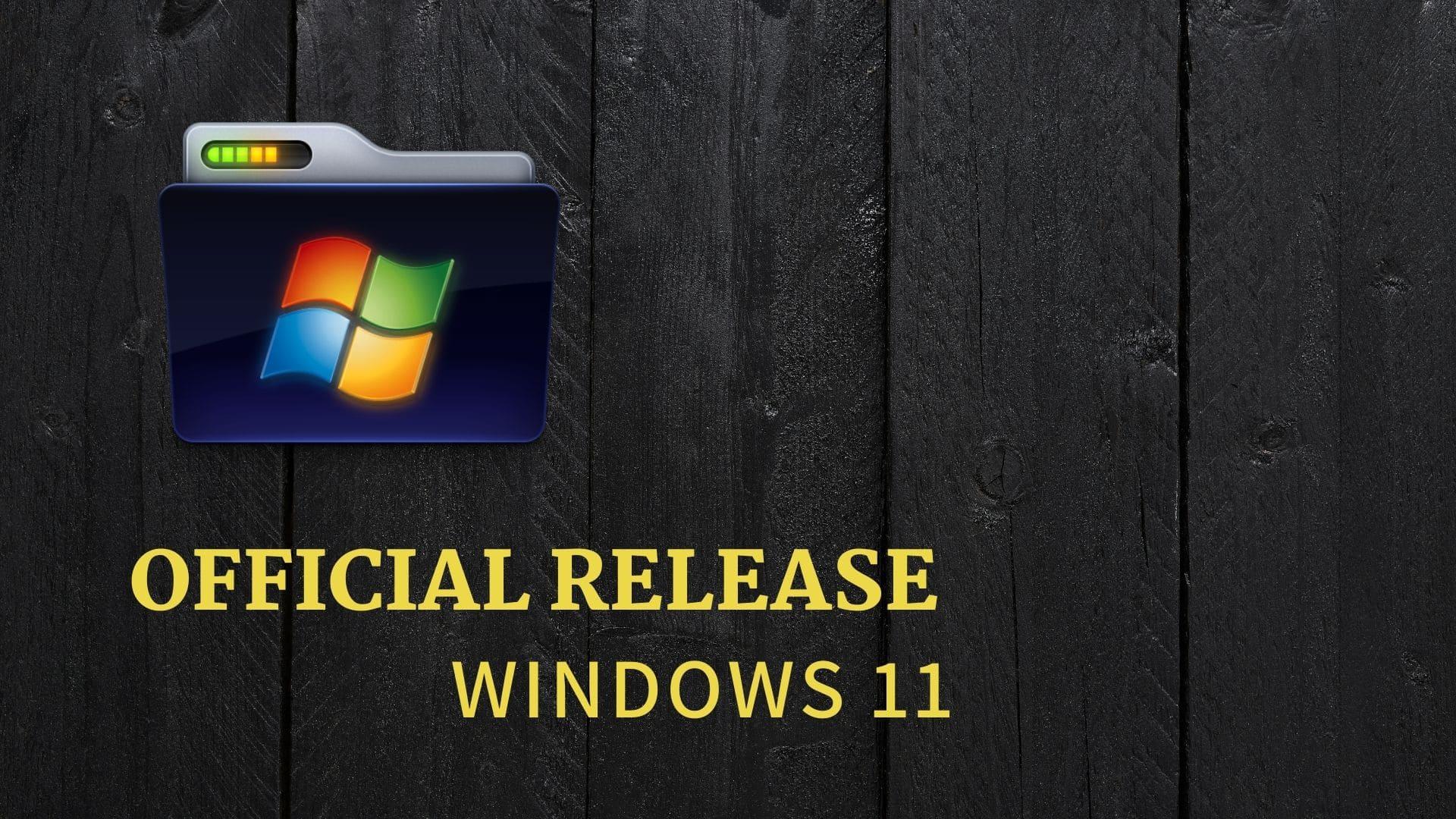 new windows os