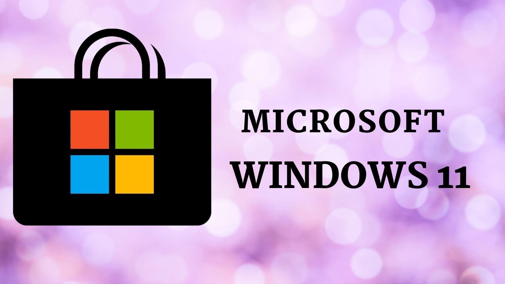 new windows 11